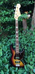 Kasuga Electric Bass
